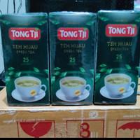 Tong Tji Teh Celup Green Tea/Hijau 25s