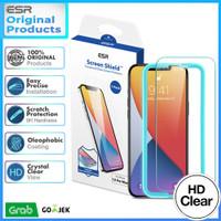 ESR Full Cover Tempered Glass iPhone 12 Pro Max 12 Mini Anti Gores