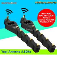 DJI Mavic Mini Yagi Antena DJI Spark Air Signal Booster Penguat Sinyal