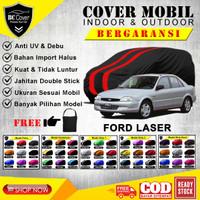Body Cover / Sarung Mobil / Cover Car FORD LASER Selimut Mantel Tutup - POLOS NO.1, FOTO I