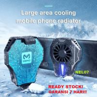 Original Memo DL01 Fancooler Radiator Pendingin HP Coolingfan Gaming - Hitam