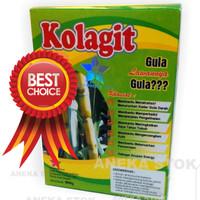 ORIGINAL KOLAGIT OBAT HERBAL DIABETES 800 gram