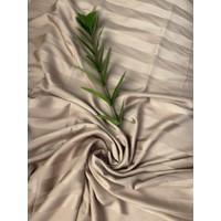 Full Set Bedcover + Sprei Katun Tencel Sutra Organic