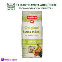 Familia Original Swiss Muesli (no added sugar)