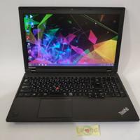 Laptop bekas core i5 - Lenovo Thinkpad L540 - ram 4 gb - ssd 128 gb