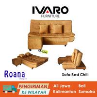 Ivaro Roana Sofa Bed Chili