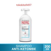 Garnier Neril Shampoo Anti Ketombe 200 ML Anti Dandruff Shield