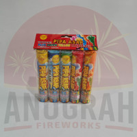 Pipa Asap / Smoke bomb / Bomb Asap durasi 30 detik