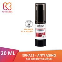 Erha Age Corrector Serum 20 ml - Serum Wajah Anti Aging