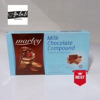 marley milk chocolate compound 250gr