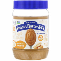 Peanut Butter & Co Old Fashioned Smooth Peanut Butter 454 gr