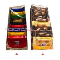 Ritter Sport 1 Set Mini Chocolate Mix Isi 9 Pcs Cokelat Mini