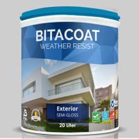 Cat Exterior Tahan cuaca ekstrim - Bitacoat 20 liter