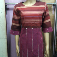 dress bangkok tenun
