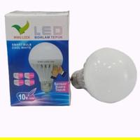Lampu Led Sensor Suara Tepuk Tangan 15 W / Lampu Led Terang / Bohlam