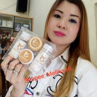 BPOM skincare cream syahreni glowing super syr ori syahraeni krim set