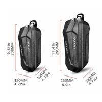 Wildman Tas Sepeda Lipat Skuter Listrik Hard Case Waterproof 3L GS8