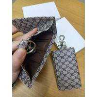 gantungan kunci motif / gantungan kunci motor / mobil / stnk ribbon