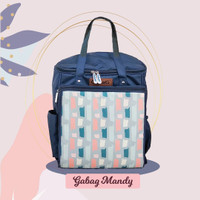 Gabag Mandy - Backpack Series Free 2 Ice Gel - Cooler Bag - Pend