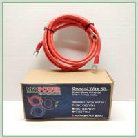 Kabel Ground Sepeda Motor NYAF 6mm untuk Posisi Aki Depan - REDPOWER