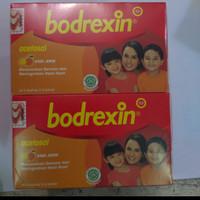 bodrexin tablet box