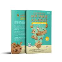 Buku Tutorial Membuat Mainan Kardus