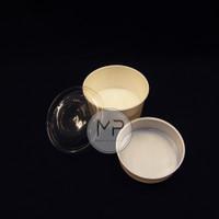 Paper Bowl Mangkok kertas / Paperbowl 650ml 22Oz + TUTUP + INNER TRAY
