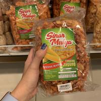 emping jagung pedas manis - Pedas Manis
