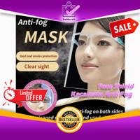 Face Shield Kacamata Anti Fog / FaceShield APD Anti Embun Ready 0674