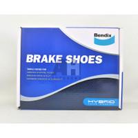 Kampas Rem Belakang Honda Civic Grand Wonder BENDIX Brake Shoe DS5518