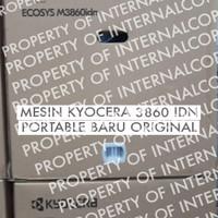 MESIN PRINTER KYOCERA M-3860-IDN PORTABLE ORIGINAL BARU FOTOCOPY MURAH