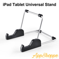 iPad Stand Tablet Dudukan Universal Device Dock Holder RECLINING ANGLE