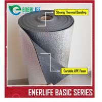 Bahan Pelapis TAS Aluminium Foil / Cooler Bag / Lunch Bag Tebal 4mm