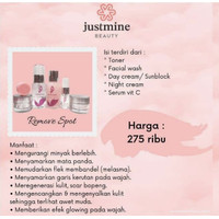 Justmine Beauty Skincare Original BPOM Varian Remove Spot / Acne More