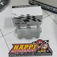Spoiler racing khusus helm arai Rx7x original made in japan