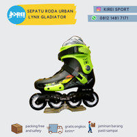 Sepatu Roda/Inline Skate Lynx Gladiator