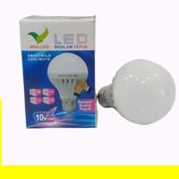 Lampu Led Sensor Suara Tepuk Tangan 10 W / Lampu Led Terang / Bohlam