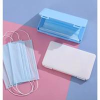 KOTAK MASKER Tempat Masker Storage Box Sensi High Quality - SOSOYO