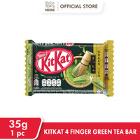 KitKat Green Tea 4 Fingers 35g