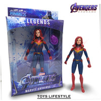Action Figure Avengers - Captain Marvel