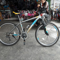 sepeda mtb 26 polygon monarch 2 second like new