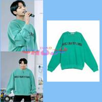 Basic sweater BTS Jungkook JK instanpunk