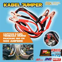 Kabel Jumper Aki Kabel Jamper Aki Kabel Aki Mobil Starter Copper Boost