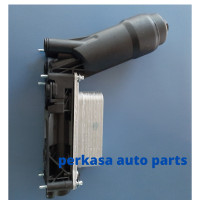 Housing Oil Adaptor Rumah Filter Oli Jeep Wrangler 3.0L 3.6L Oem