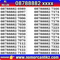 Nomor cantik xl digit 4G Lte prabayar ( 9 )