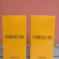 realme narzo 20 4/64gb garansi resmi