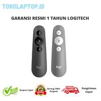 Logitech R500 Laser Pointer Remote Garansi Resmi