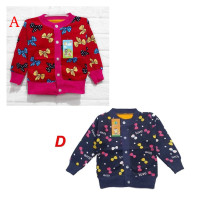 Sweater Jaket Baju Hangat Anak Bayi Perempuan GIRL 04
