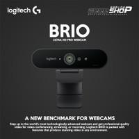 Logitech Brio Ultra HD - WEBCAM