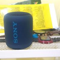 speaker bluetooth Sony xb12 biru bukan JBL